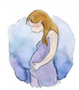 Depression-pregnant