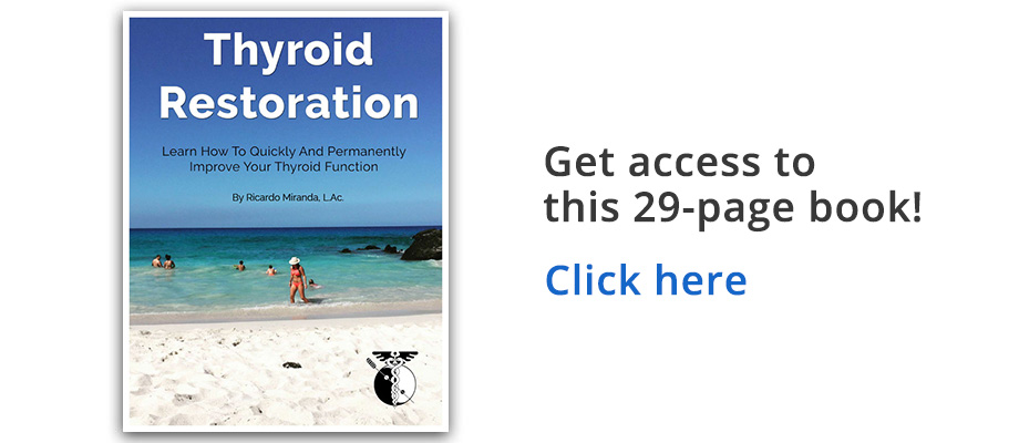 Thyroid restoration - get access to this book - click here