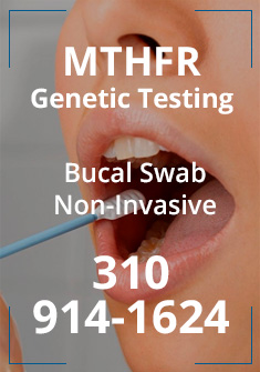Westside Acupuncture Los Angeles MTHFR Genetic Testing